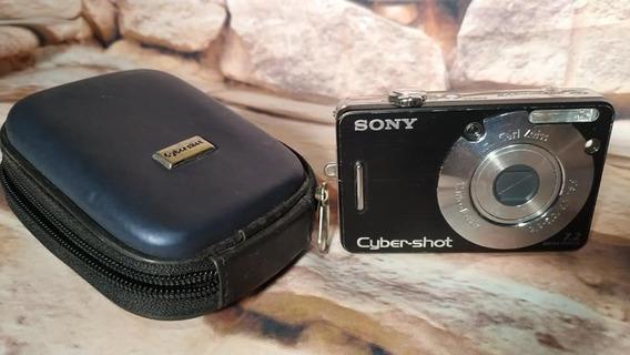 Câmera Digital Sony Cyber-shot W70