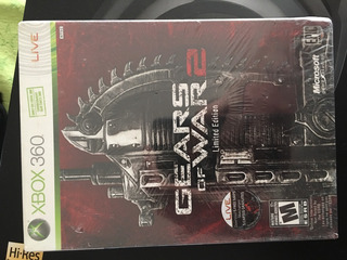 Gears Of War 2 - Limited Edition