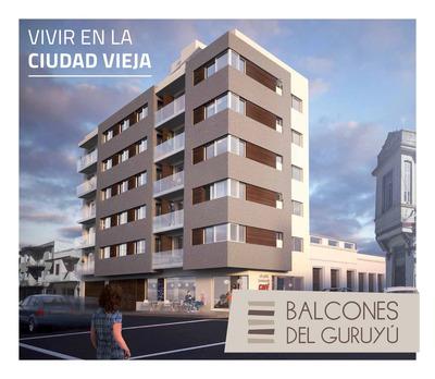 Balcones Del Guruyú, Alquiler Apartamento 1 Dorm A Estrenar
