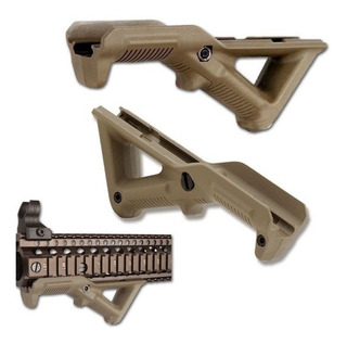 Front Fore Grip / Padrão Magpul Afg-1 / 45° Tan / Paintball