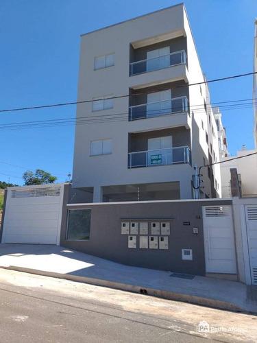 Apartamento Com 2 Dormitórios À Venda, 76 M² Por R$ 300.000,00 - Jardim Carolina - Poços De Caldas/mg - Ap1726