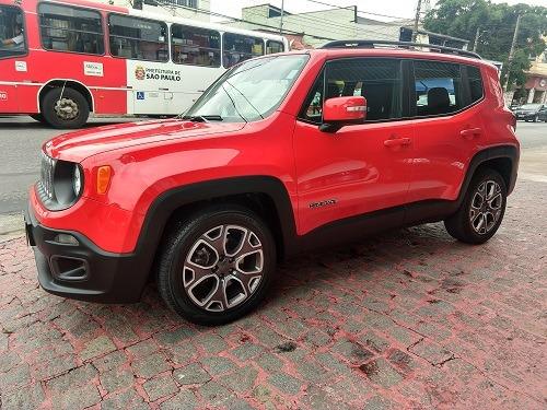 Jeep Renegade 1.8 Longitude Flex Aut. 2016 Zero De Entrada