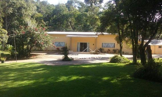 Sítio Com 3 Dormitórios À Venda, 31500 M² Por R$ 4.750.000,00 - Cachoeira - Vinhedo/sp - Si0001