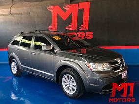 Dodge Journey 2.4 Sxt 7 Pas At 2013 Gris $ 194,000