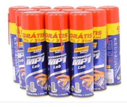 Desengripante Mundial Prime Spray 300ml C/12 Original C/nf