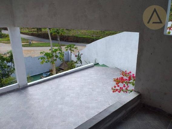 Casa Com 2 Dormitórios À Venda Por R$ 200.000 - Imburo - Macaé/rj - Ca0934