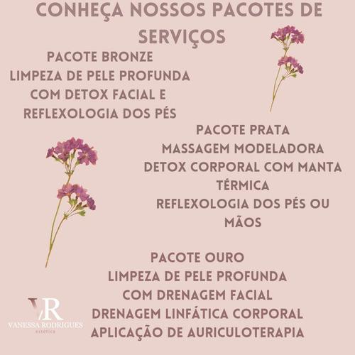 Estética Vanessa Rodrigues Tem O Prazer De Lhe Atender!