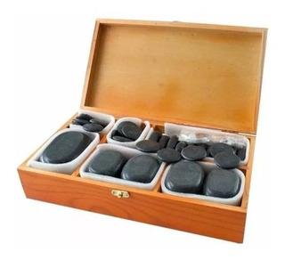 45 Piedras Calientes De Balsato Masaje Relajacion / C & S