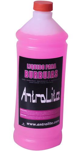 1 Litro Liquido Burbujas Antrolite Profesional
