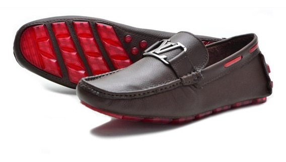 Mocassim Louis Vuitton Casual , (37 Ao 44)