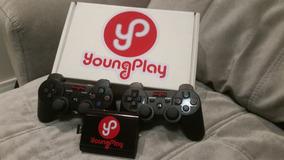 Young Play 4 Controles Jogos Antigos Em Hd