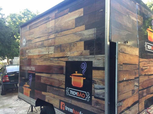 Trailer,food Truck