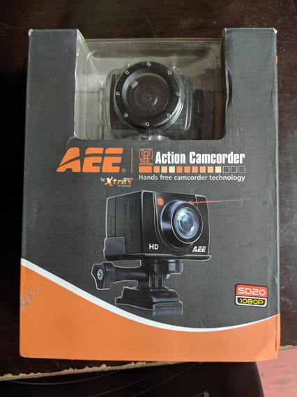 Câmera Ação Xtrax Sd20