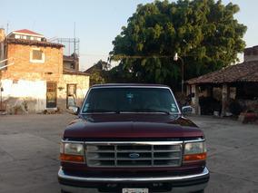 Ford F-150 4.2 Xl V6 Mt 1996