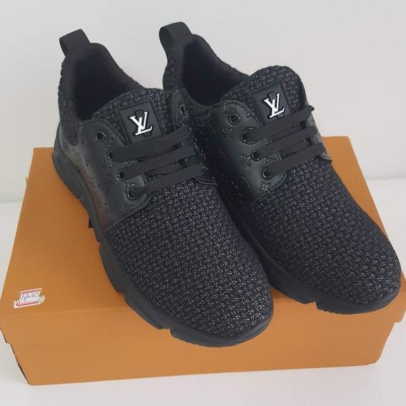 Sneaker Louis Vuitton 38 Brasil / 40 Eur - Pronta Entrega