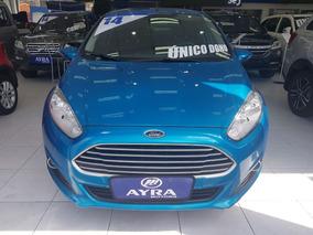 Ford Fiesta 1.5 Se Flex 5p 2014