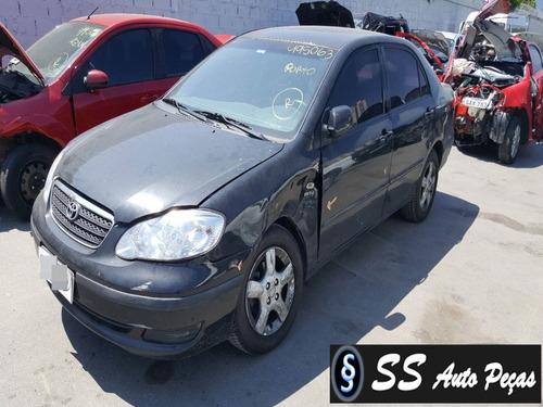 Imagem 1 de 2 de Sucata De Toyota Corolla 2006 - Retirada De Peças