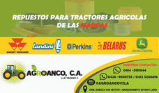Agroanco Ca Repuestos Massey Ferguson Perkins Belarus
