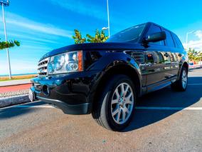 Range Rover Sport 3.6 V8 Turbodiesel 72milkm Único Dono 2008