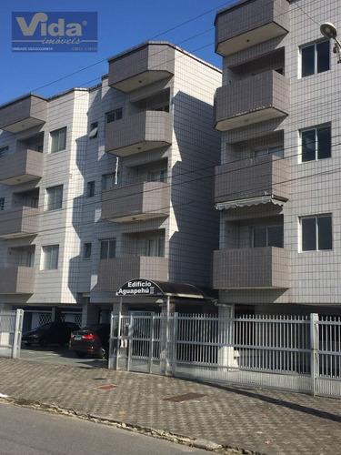 Apartamento A Venda  Em Vila Atlantida  -  Mongaguá - 42070
