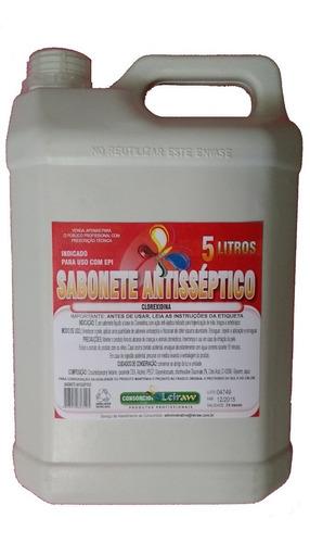Leiraw Sabonete Antisséptico (degermante)