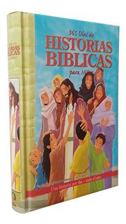 365 Dias De Historias Biblicas Para Niños (video Reseña)