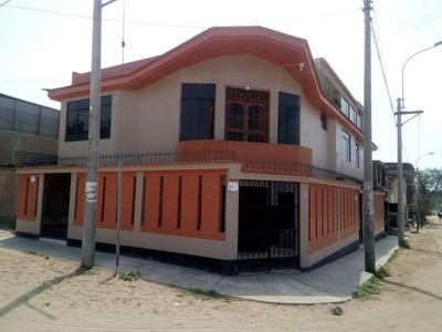 Casa De 3 Pisos Acabados De Lujo Granito Garaje Càmaras