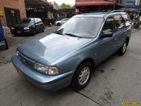 Nissan Ad Wagon Lx At 1600cc Sw Fe
