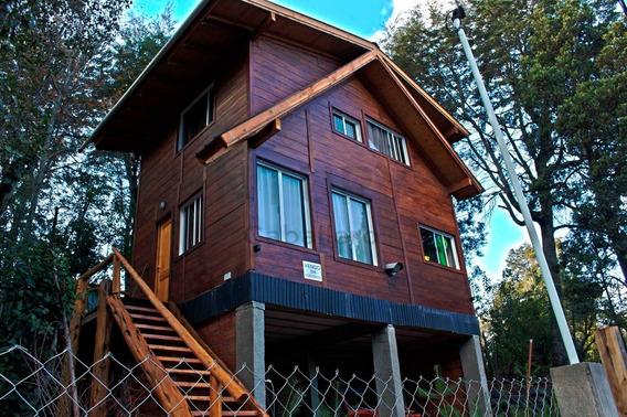 Cabaña 75 M2 En Villa La Angostura, Oportunidad!