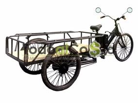 Triciclo Eléctrico Multiproposito -delivery, Flete, Agricola