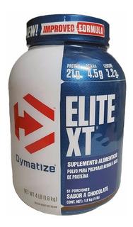 Proteina Dymatize Elite Xt 4 Lbs (53 Srvs) Envio Gratis