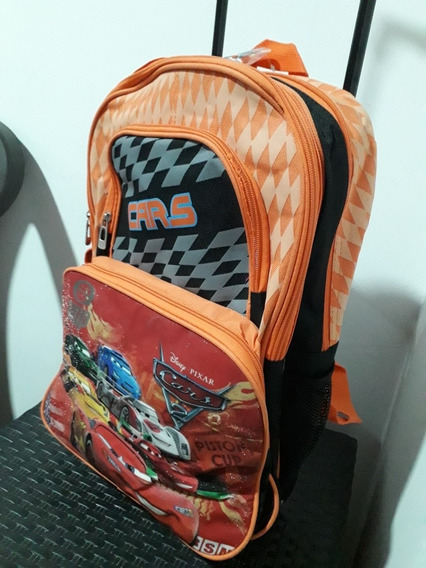 Promocion Maleta Con Ruedas Cars