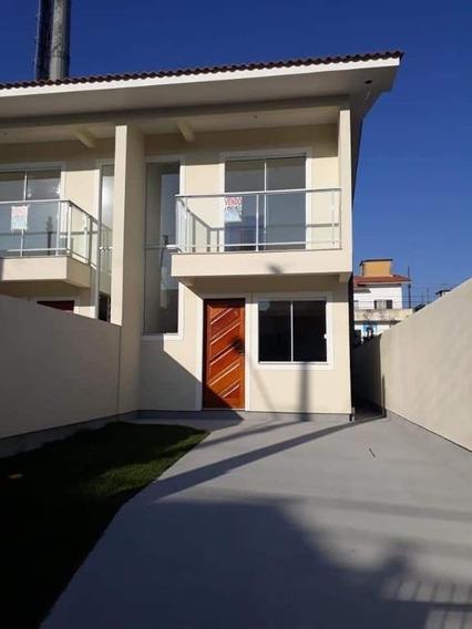 Sobrado Com 2 Dormitórios À Venda, 75 M² Por R$ 199.000,00 - São Sebastião - Palhoça/sc - So0609