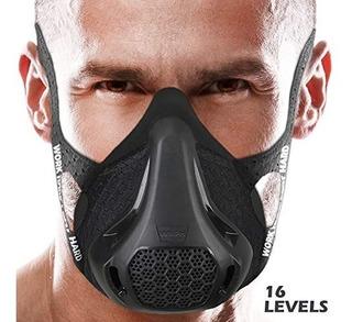 Máscara De Entrenamiento   Máscara De Entrenamiento High Al