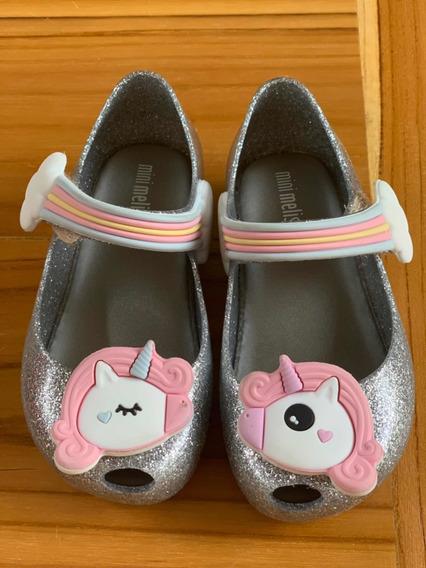 Zapatos Mini Melissa Talla 8 Usa
