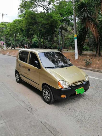 Hyundai Atos Modelo 99 Papeles Al Dia Listo Para Traspaso