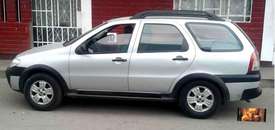Fiat Palio Adventure 2007 Dual Glp 5ta Todo Ok Soat Vigente