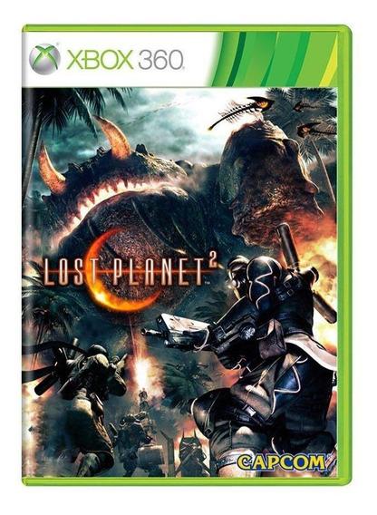 Lost Planet 2 Xbox 360 Mídia Física Pronta Entrega
