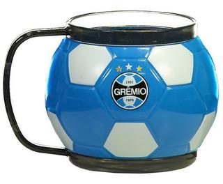 Caneca Térmica Grêmio 400ml