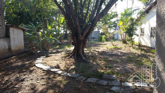 Área Comercial Para Venda E Locação, Boa Vista, São Gonçalo - Ar0001. - Ar0001