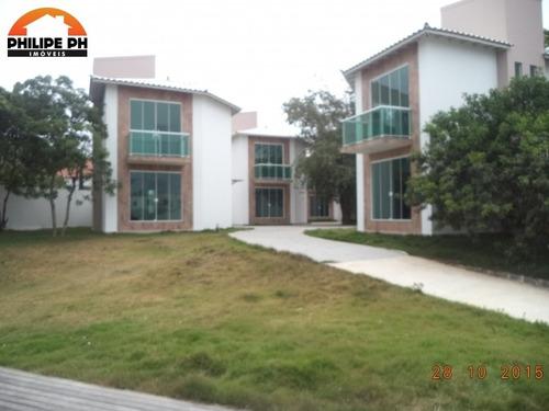 Imagem 1 de 15 de Duplex 4 Quartos - Alto Padrão Condomínio Deck Canal Palmer - 409