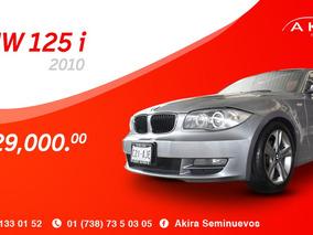 Bmw 125 I Coupe 2010