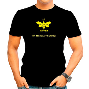 Camiseta Camisa Onesilk Nerd Geek Breaking Bad
