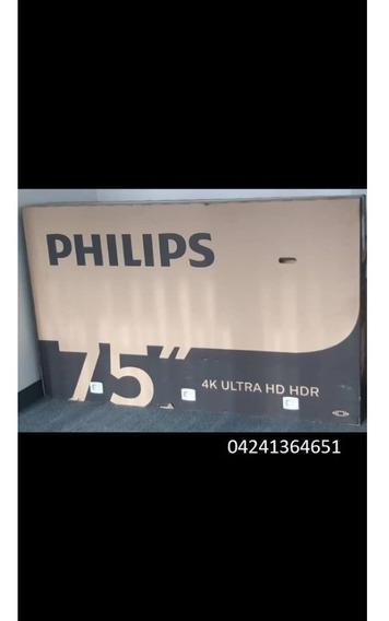 Phillips 75 4k Uhd Hdr