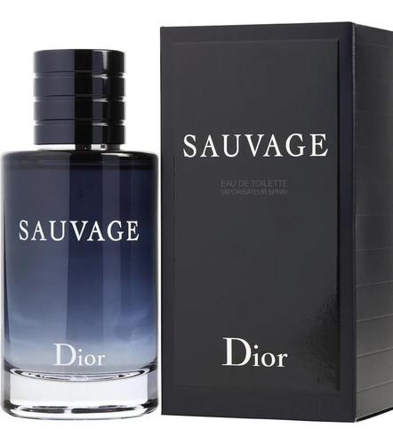 Imagen 1 de 2 de Perfume Loción Sauvage De Christian Di - mL a $1400