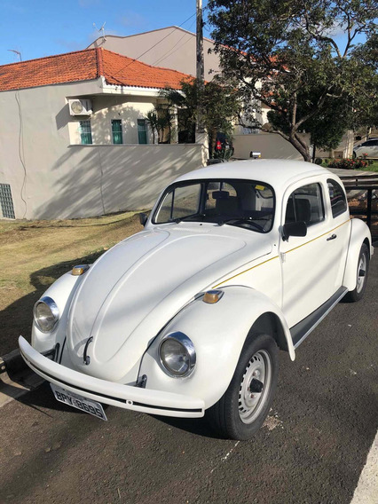 Volkswagen Fusca Itamar 1993 Alcool. Raridade