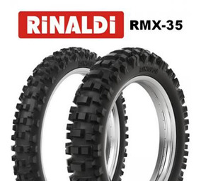 Pneu Rinaldi Dianteiro 60*100-12 Rmx35