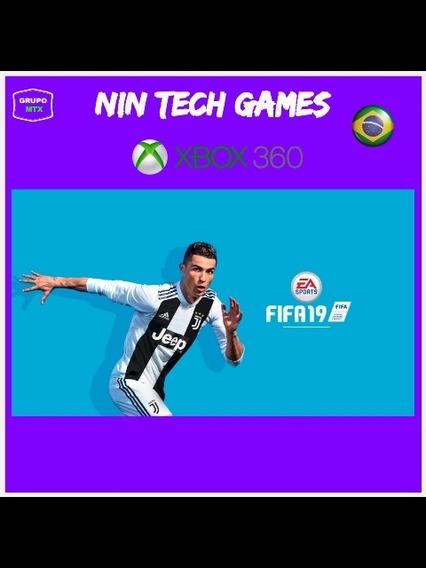 Fifa 19 Xbox 360 Jogo P / Download Da Live Xbox