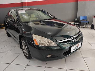 Honda Accord 3.0 Ex Sedan V6 24v Gasolina 4p Automático...
