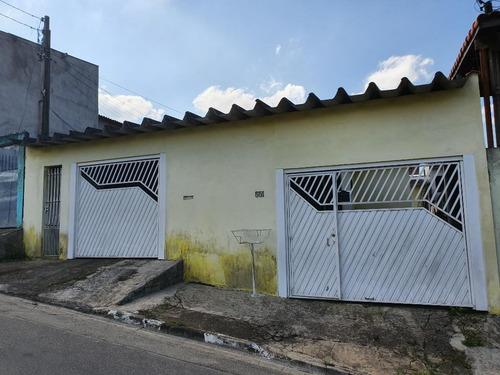 Imagem 1 de 19 de Casa À Venda, 180 M² Por R$ 400.000,00 - Parque Rodrigo Barreto - Arujá/sp - Ca0736